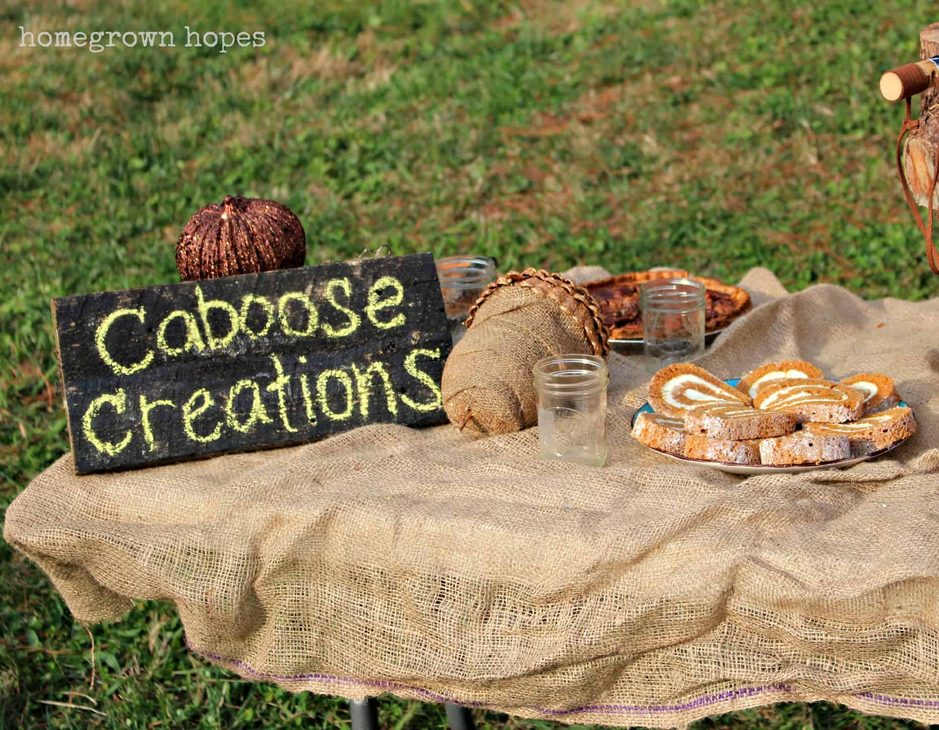 caboose creations
