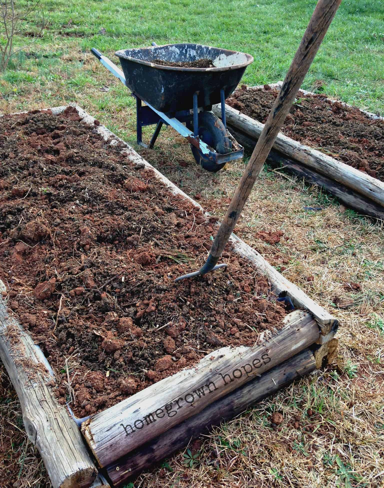 garde raised beds