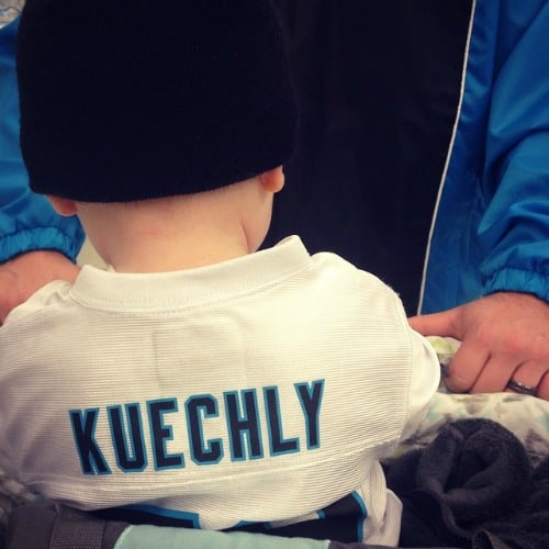 Kuechly jersey edit