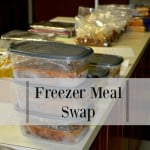 Freezer Meal Swap + Sausage, Egg, & Cheese Muffins