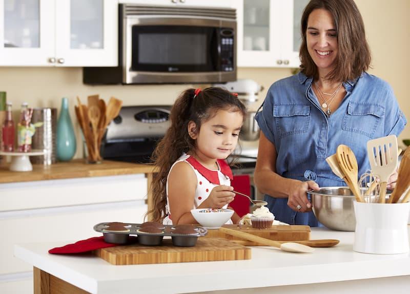 HomeGrown Blog_Baking Together